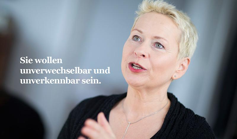 Auftrittskompetenz - Urlike Völger